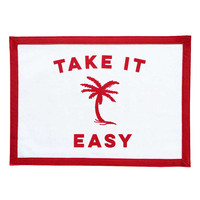 Take It Easy Banner