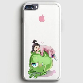 Monster Inc Cute Mike And Boo iPhone 7 Plus Case