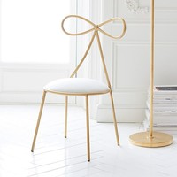 The Emily & Meritt Bow Chair