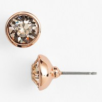 Women's Givenchy Stone Stud Earrings