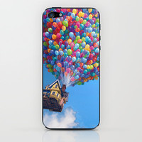 Up House - Disney Pixar iPhone & iPod Skin by Disney Designs | Society6