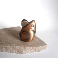 Little Bronze Mouse. Frederick