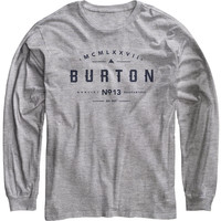 Boys' Numeral Long Sleeve T Shirt - Burton Snowboards
