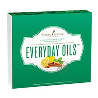 Young Living Everyday Oils Essential Oils Collection - 10 Oils/5 Milliliters