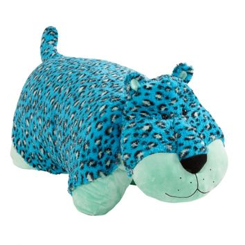 Turquoise Leopard 36 Inch Pillow Pet