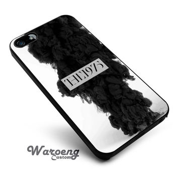 The 1975 band art iPhone 4s iphone 5 iphone 5s iphone 6 case, Samsung s3 samsung s4 samsung s5 note 3 note 4 case, iPod 4 5 Case