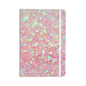 "Debbra Obertanec ""Hearts Galore"" Pink Love Everything Notebook"
