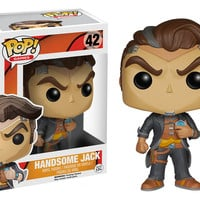 Funko Pop! Games Borderlands Vinyl Figure Handsome Jack #42