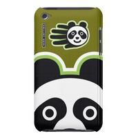 Panda iPod Touch case from Zazzle.com