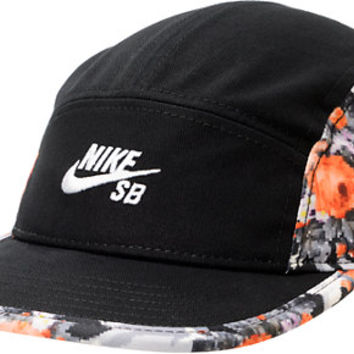 Nike SB Icon 5 Panel Mandarin Hat at Zumiez : PDP