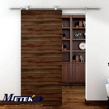 Stainless Steel Barn Wood Sliding Doors Hardware