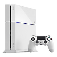 Sony Playstation 4 glacier white console