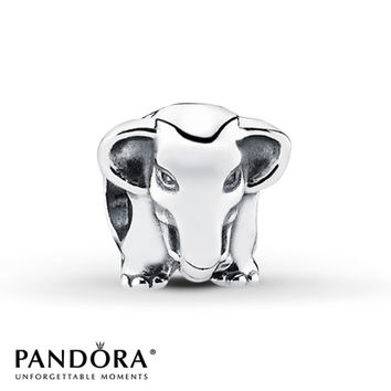 Pandora Charm Lucky Elephant Sterling Silver