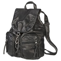 Mossimo Supply Co. Large Pebble Backpack - Black