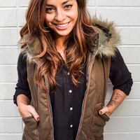 Bear Valley Quilted Vest