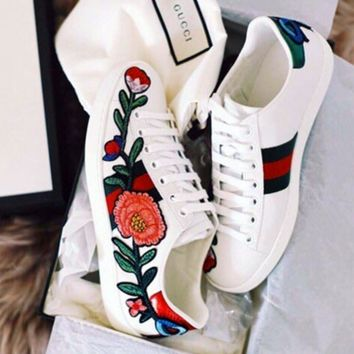 Gucci:Trending Fashion Casual Sports Shoes Rose