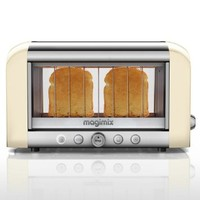 Magimix Colored Vision Toaster: Ivory
