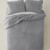 Thermal Ribbed Jersey Comforter | Urban Outfitters
