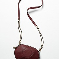 Poverty Flats x Free People Womens Vegan Geo Panel Crossbody