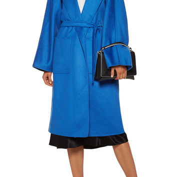 Cashmere-felt coat | Max Mara | US | THE OUTNET