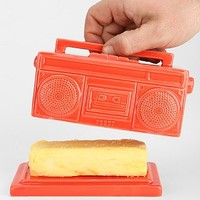 Boombox Butter Dish - Urban Outfitters