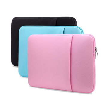 "2017 laptop bag for 11"" 13"" 15"" Portable Slim Carrying Notebook Sleeve Bags Case Cover for MacBook Air Pro Laptop PC Ultrabook"