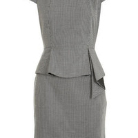 Asymmetric Peplum Dress - View All  - Dress Shop