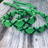 Multiply Friendship Bracelet - X Design - Ed Sheeran