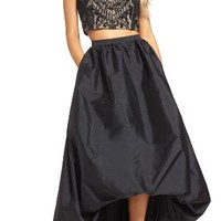 Adrianna Papell Two-Piece Ballgown | Nordstrom
