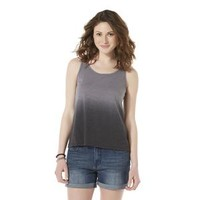 Women's Dip Dye Braided Top