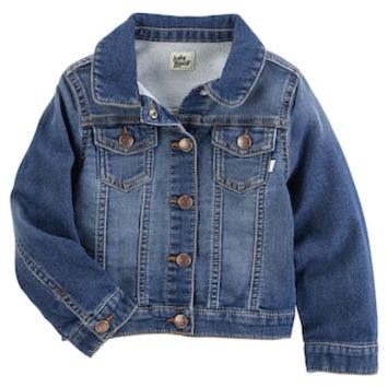 Baby Girl OshKosh B'gosh® Denim Jacket | null