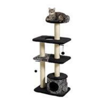 Midwest Homes For Pets - Feline Nuvo Tower Cat Furniture