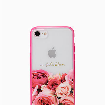 in full bloom iphone 7/8 case | Kate Spade New York
