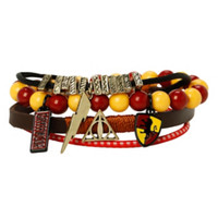 Harry Potter Gryffindor Bracelet 4 Pack