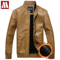 New Arrival Autumn & Winter Fashion  Leather Jacket