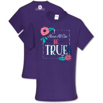 Southern Couture Classic Be True T-Shirt