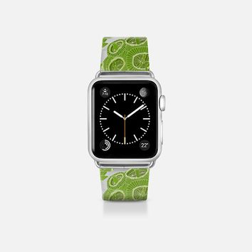 algae transparent apple watch band Apple Watch Band (38mm)  by Sharon Turner | Casetify