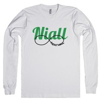 Niall Horan Audition Number-Unisex White T-Shirt
