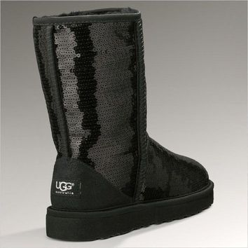 2018 Original UGG: sheepskin light medium snow boots