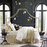 Emily & Meritt Scattered Stars Bedroom