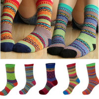 Casual Cotton Socks Design Multi-Color Fashion Dress Mens Women's Socks Sale