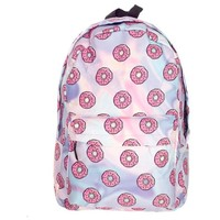 Pink Donuts Backpack