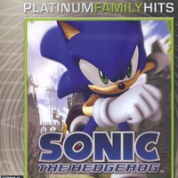 Sonic the Hedgehog - Platinum Family Hits - Xbox 360