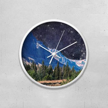 "Outer Space 10"" Wall Clock"