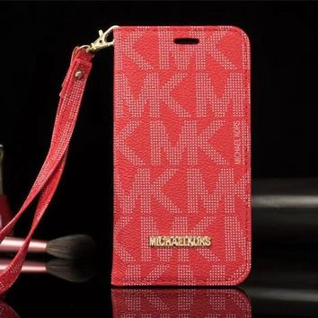 MK iPhone case For iPhone X,6/6s,6Plus/6sPlus,iPhone 7/7Plus,8/8 Plus