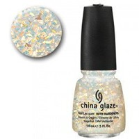 China Glaze Nail Lacquer, Luxe and Lush, 0.5 Fluid Ounce