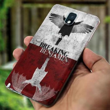 Breaking Benjamin Poster Case for Samsung Galaxy Note 1/2/3, iPhone 4/4G/4S/5/5S/5C, Htc One X/M7, Galaxy Nexus, Galaxy Grand, Galaxy S3/S4