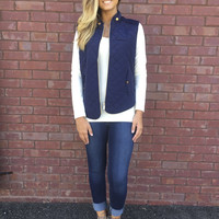 Go All In Quilted Vest