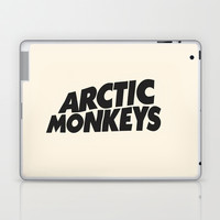 Arctic Monkeys Logo Laptop & iPad Skin by julia