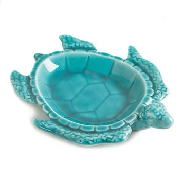 Turtle Decorative Dish